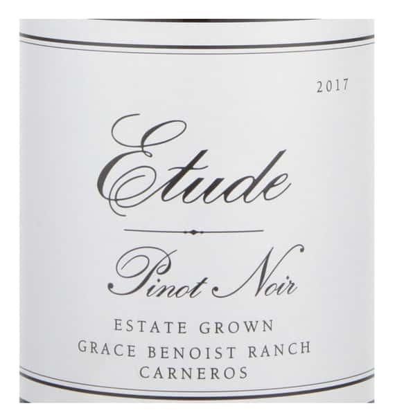 Etude, Pinot Noir