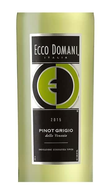 Ecco Domani, Pinot Grigio