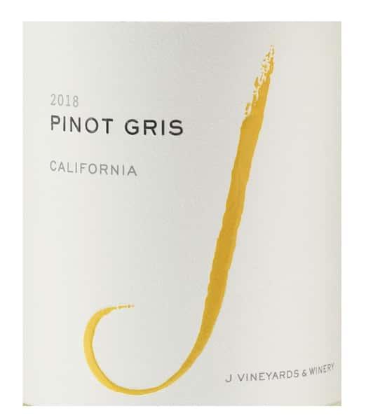 J Vineyards, Pinot Gris