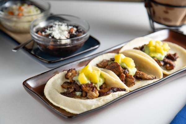 Al Pastor Street Tacos