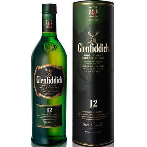 Glennfiddich 12Yr