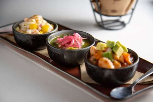 Ceviche Tasting for 3
