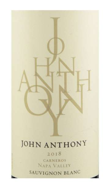 John Anthony, Sauvignon Blanc