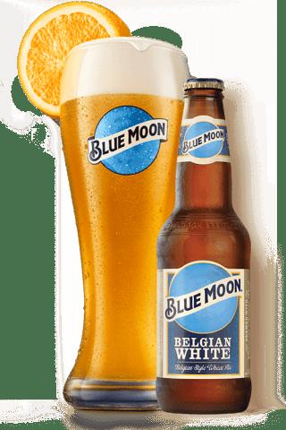 Blue Moon Belgian White Wheat Ale