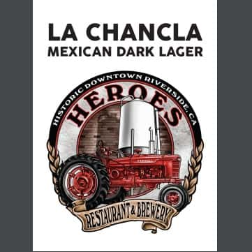 La Chancla Dark Mexican Lager
