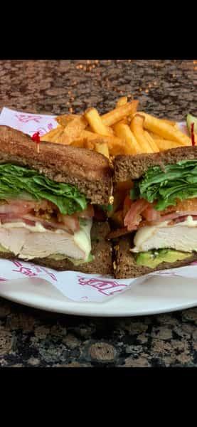 Jay Bird Chicken Sandwich
