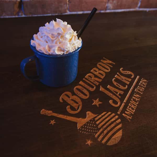 Bourbon Jacks Loaded Coffee