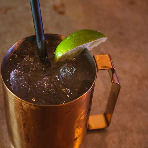 Fruit of the Month Mule