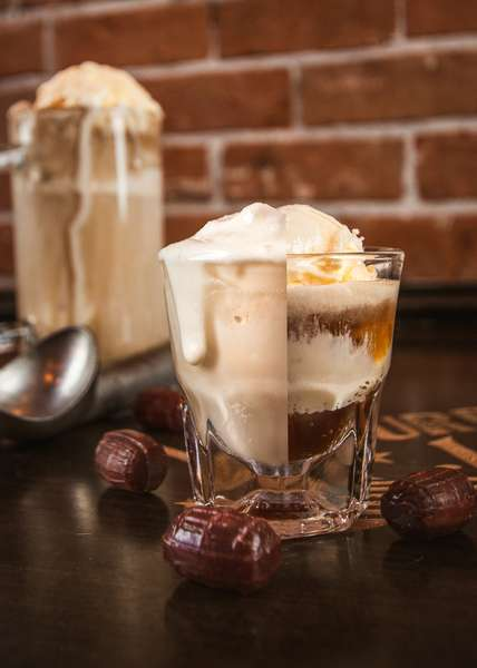 Rootbeer Frosted Float