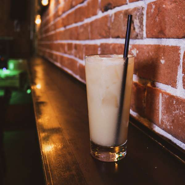 On the Rocks Whisky Colada