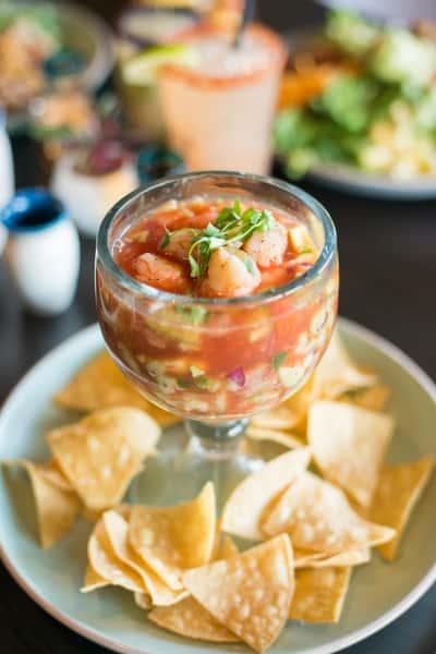Baja Shrimp Cocktail