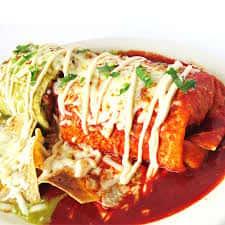 Short Rib Barbacoa Burrito