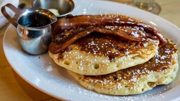 Jelly_Bacon Pancake
