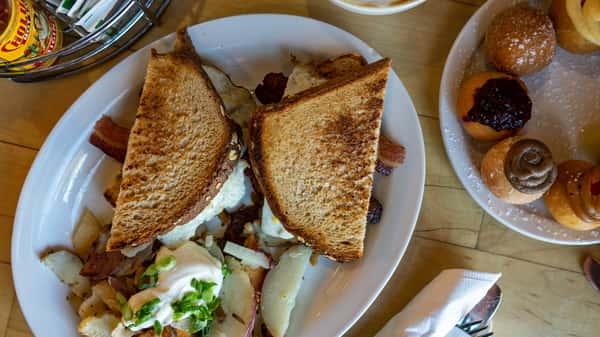 Jelly_Breakfast Sandwich