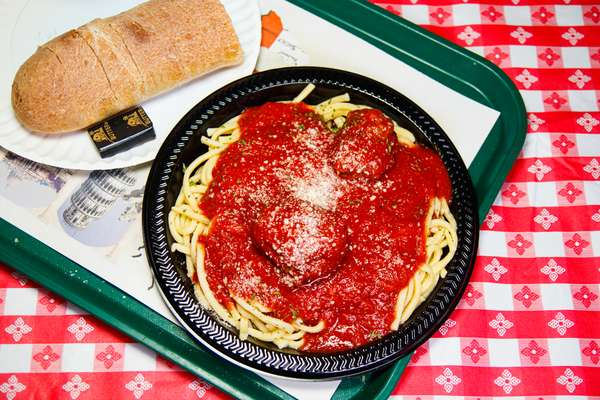 Craft Pasta or Penne with Meatball, Sausage, or Meat Sauce