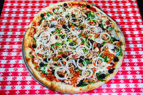 Veggie Specialty Pizza
