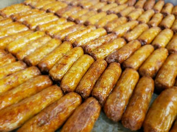 2 Sausage Links