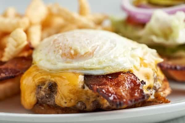 The Joynt Burger*