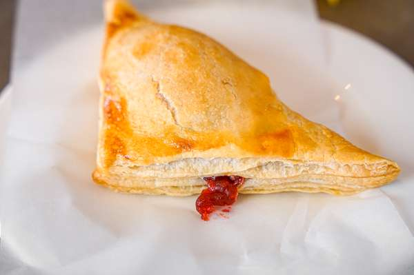 Guava and Cheese Pastry