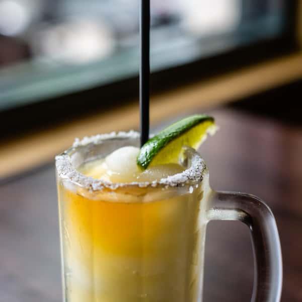 frozen cocktail