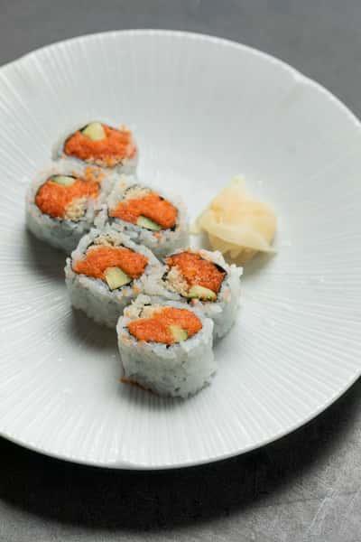 Spicy Tuna & Tempura Flake
