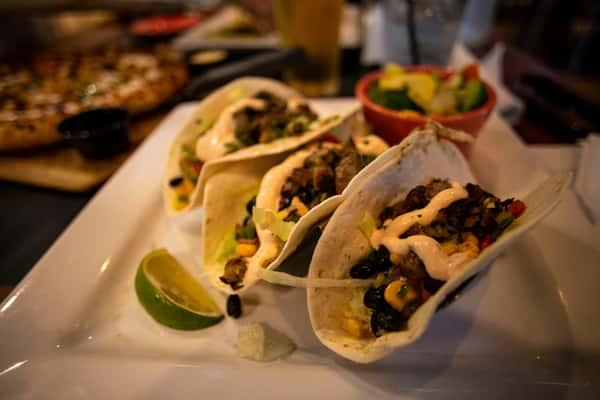 Johnny Street Steak Tacos