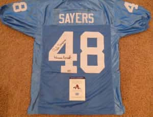 sayers jersey