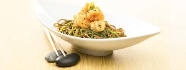Shrimp Noodle Entree