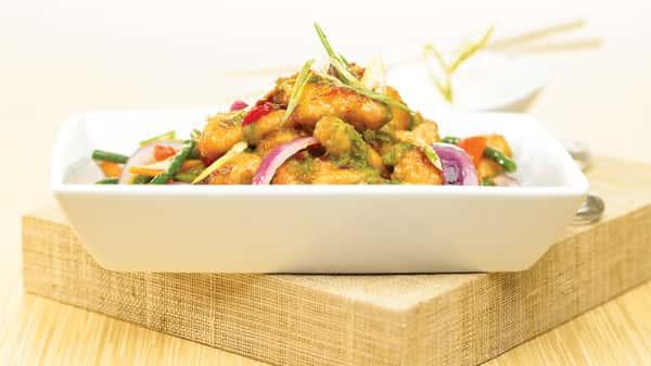 Thai Crispy Chicken