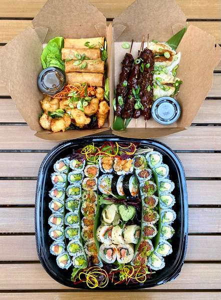 Sushi lover bundle (special offer for online orders only)