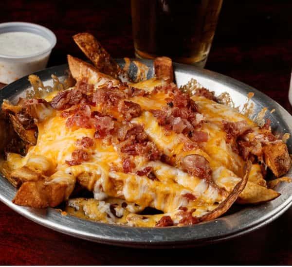 Cheesy Fries