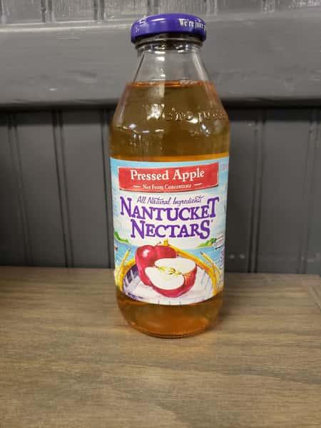 Nantucket Nectars – Pressed Apple