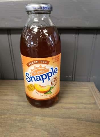 Snapple – Peach Tea