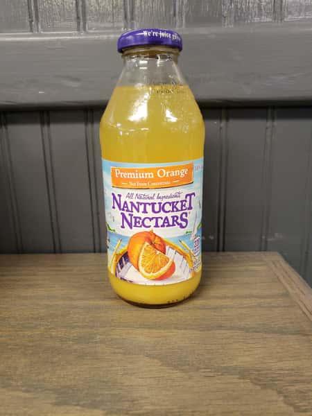 Nantucket Nectars – Premium Orange