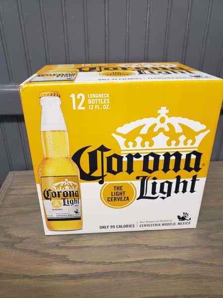 Corona - 12 Pack Bottles