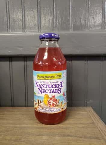 Nantucket Nectars – Pomegranate Pear