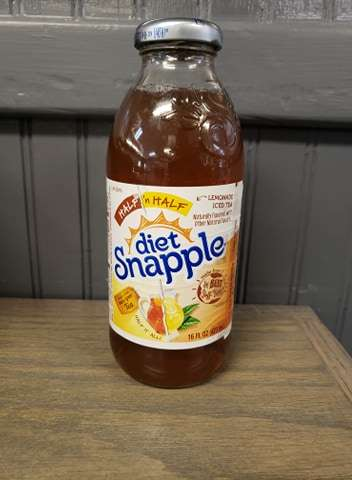 Diet Snapple – Half + Half