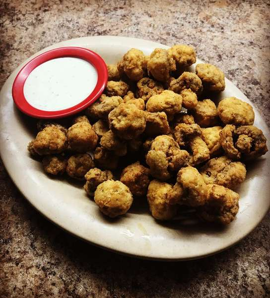 Fresh Fried Mushrooms