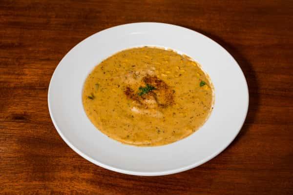 Crab Corn Chowder