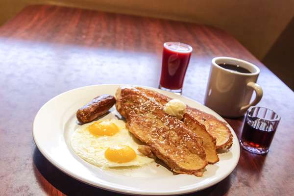 French Toast Combo