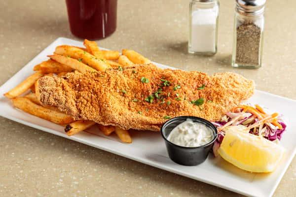 Fried Catfish Plate