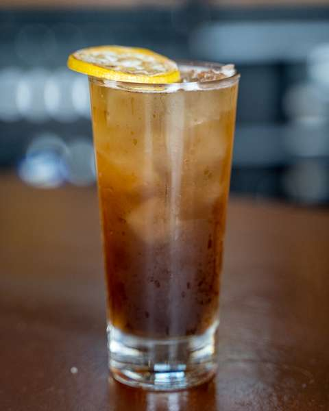 Long Island Iced Tea *