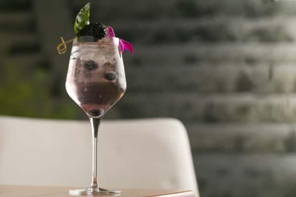 blackberry spritz