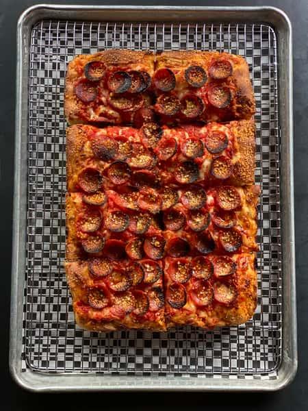 Pepperoni Madness