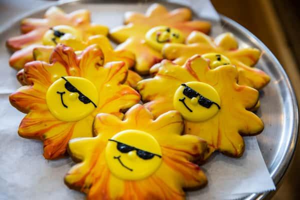 gf choc cookies