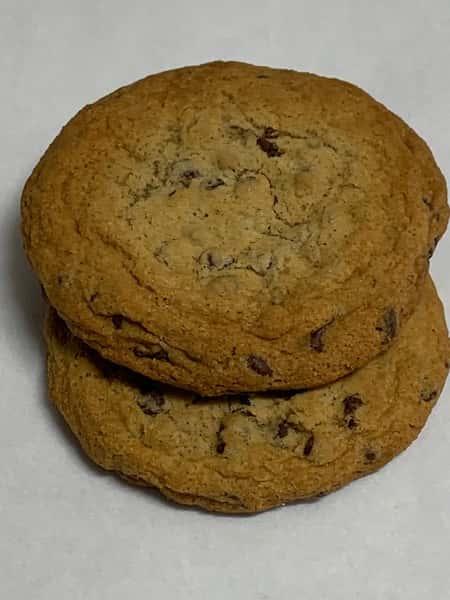 Gluten-Free Chocolate Chip Cookie