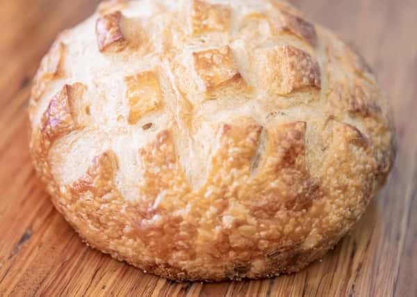 Sourdough Loaf Sliced