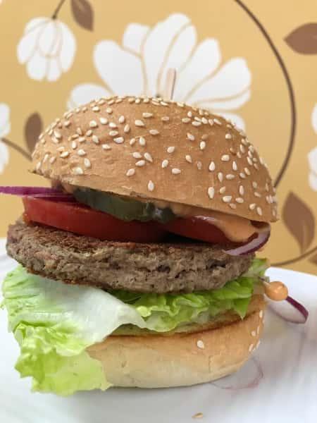 Vegan! Impossible Burger