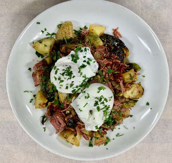 SPECIAL Corned Beef Hash HD