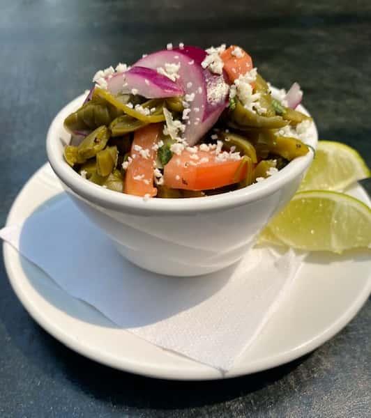 Nopales- Mexican Cactus Salad